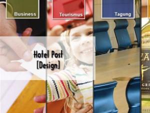 Hotel Post Marketingkonzeption